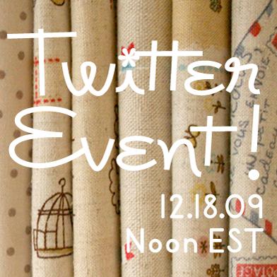 TwitterEvent