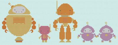 CuteBots-Pattern-1